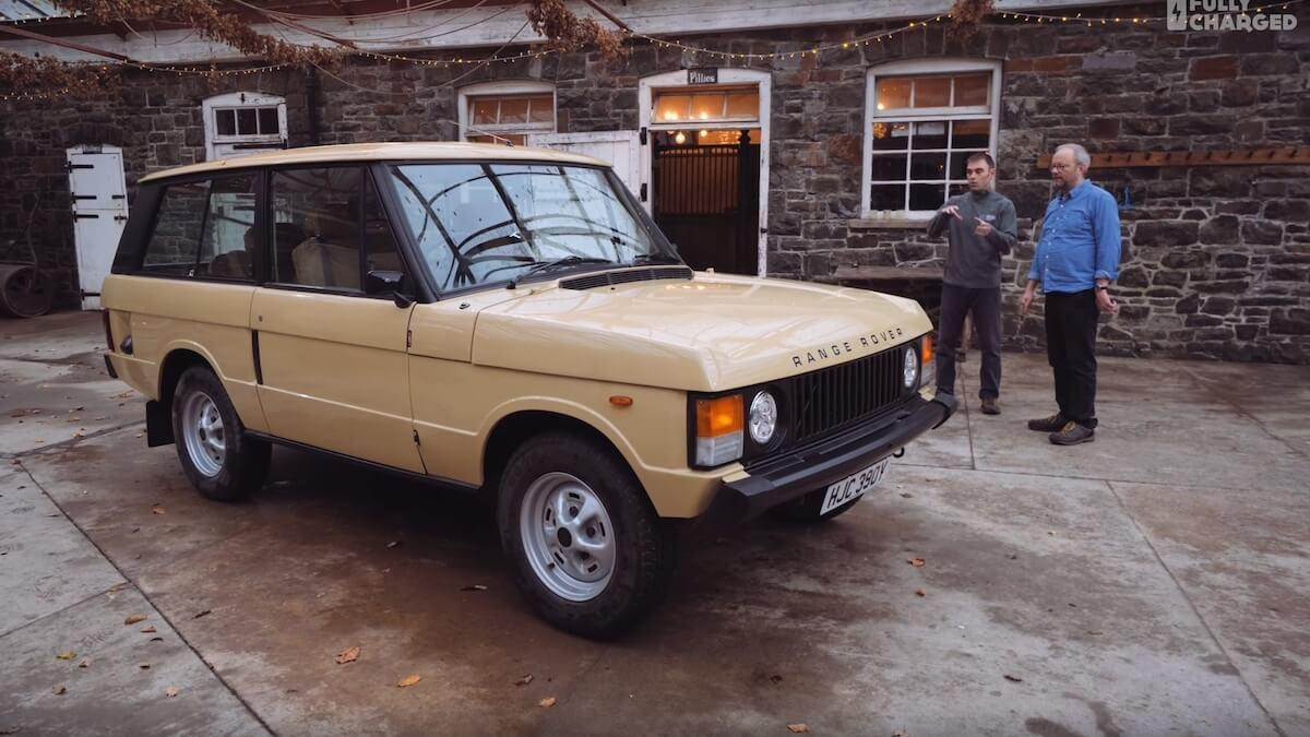 Check Out The World's Best Classic Car Electric Conversions