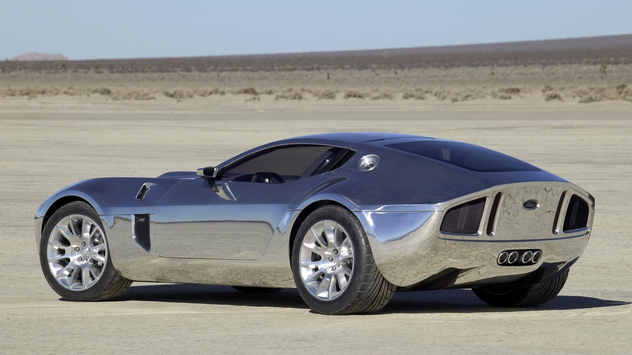 Reborn Ford Shelby GR-1 to pack supercharged V8 with 700bhp+