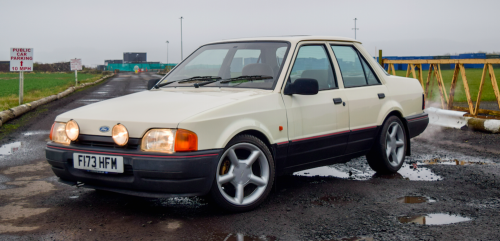 Ford Orion Buying Guide