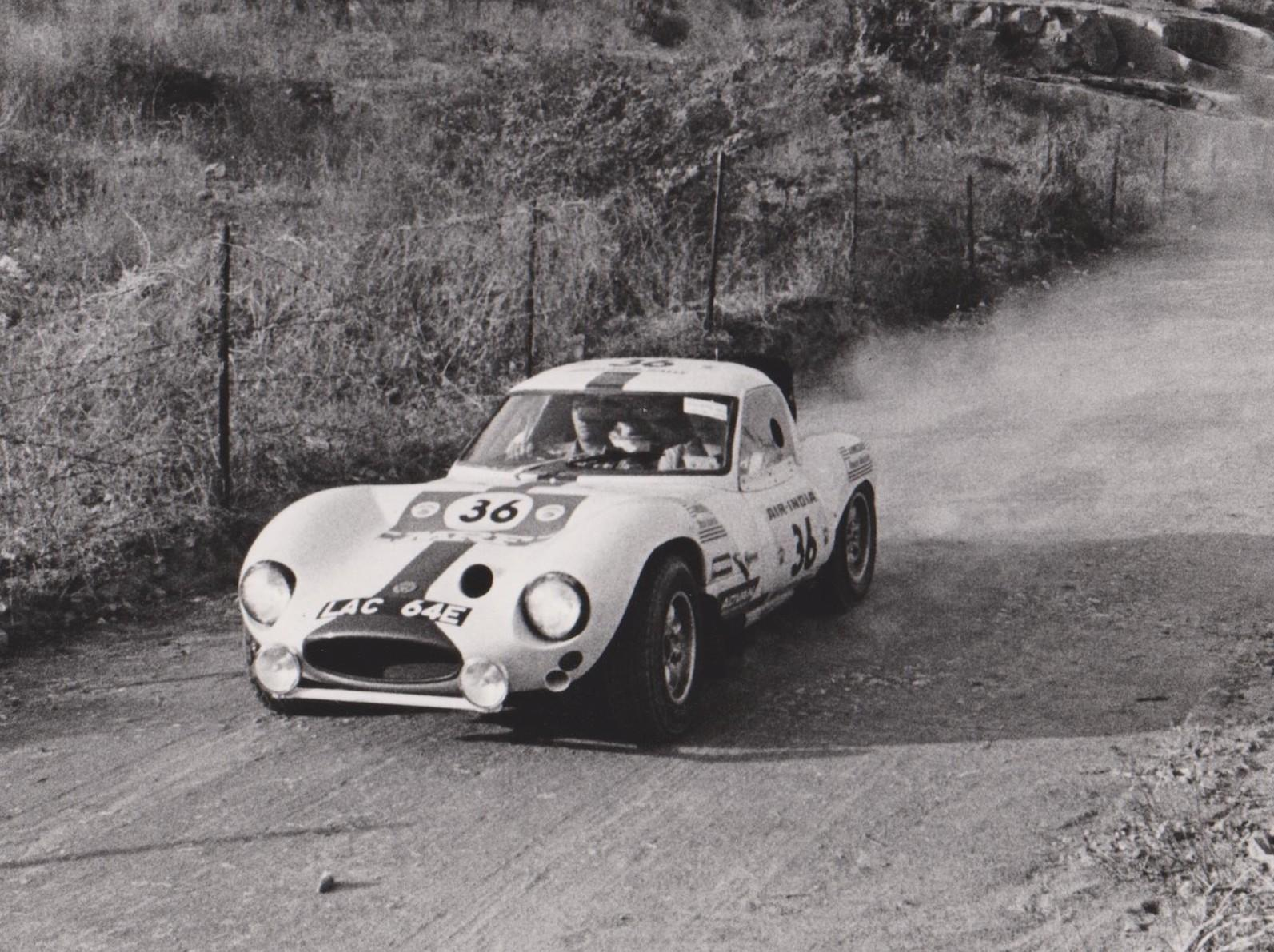 Top 10 Unlikely Race and Rally Cars | Autoclassics.com