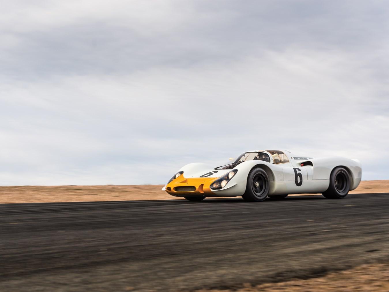 $2.8million Porsche 908 'Short-Tail' leads RM sale in Monterey