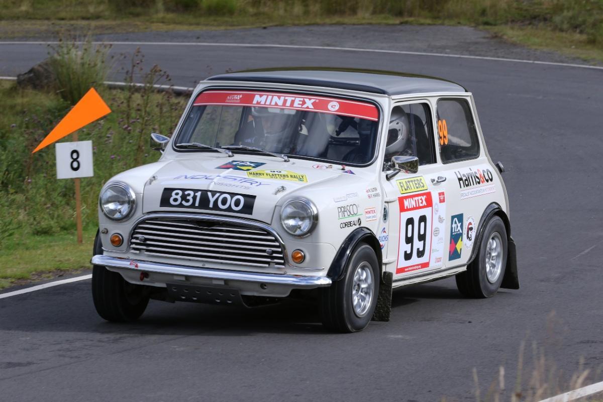 Historic Motorsport: Taking a Mini to Corsica   Autoclassics.com