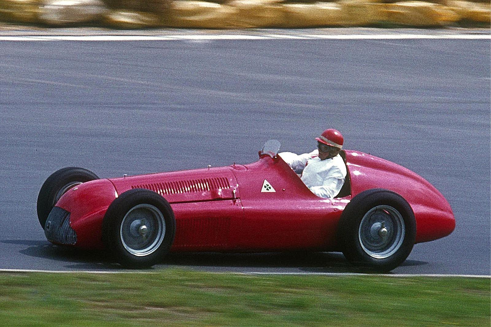 Top 10 Greatest Racing All-Rounders