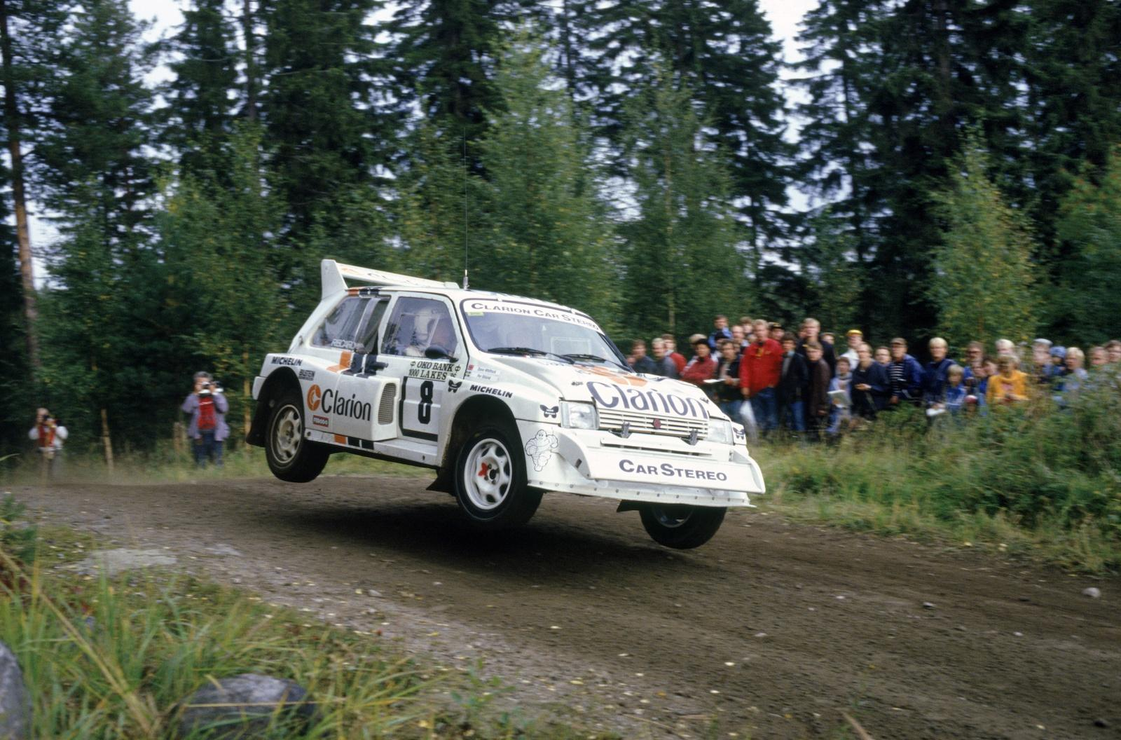 Metro 6R4 to be celebrated by HRCR in 2018
