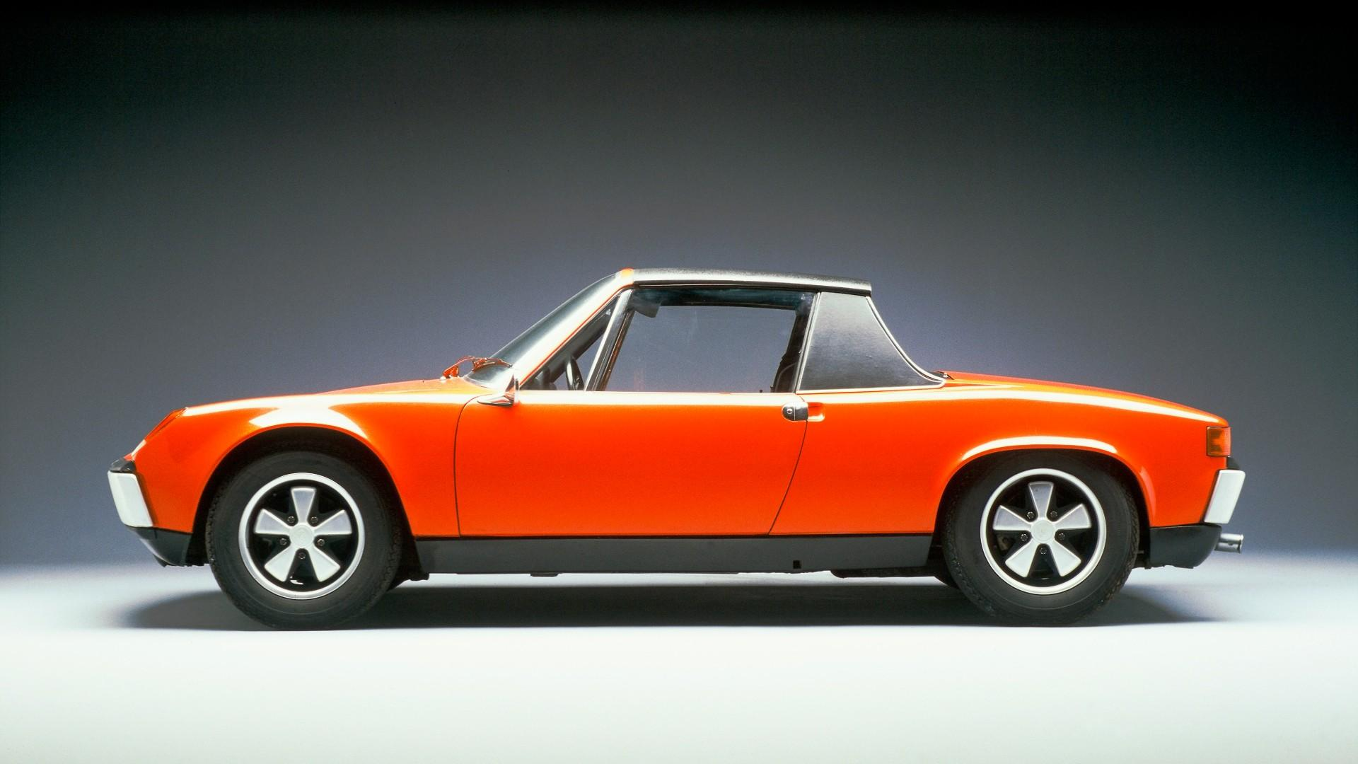 How the Porsche 914 proved its critics wrong