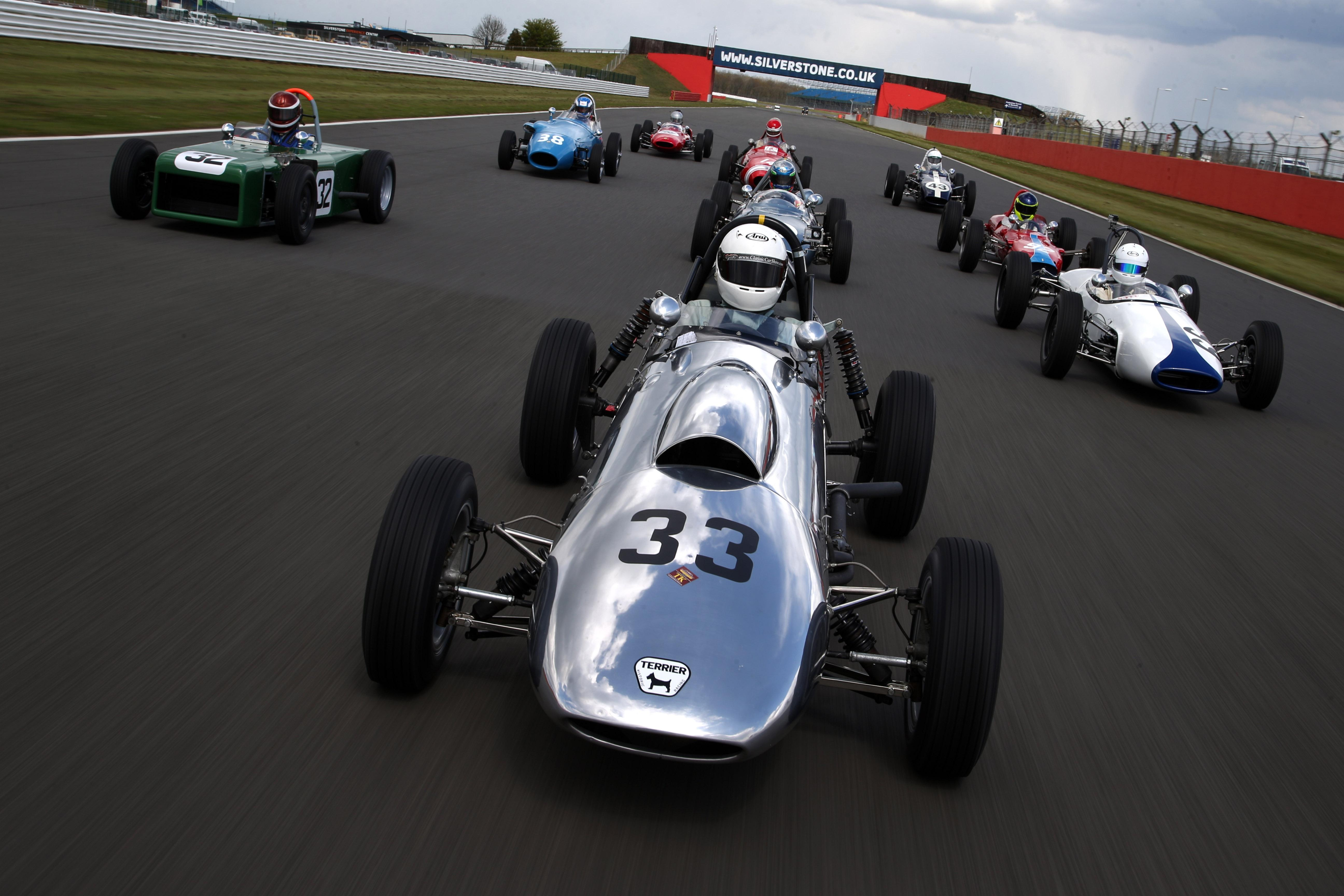 Silverstone Classic attracts record Formula Junior entry ...