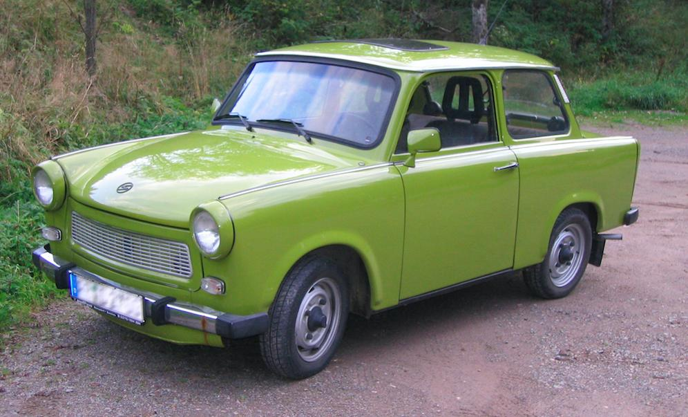Trabant 601 Buying Guide