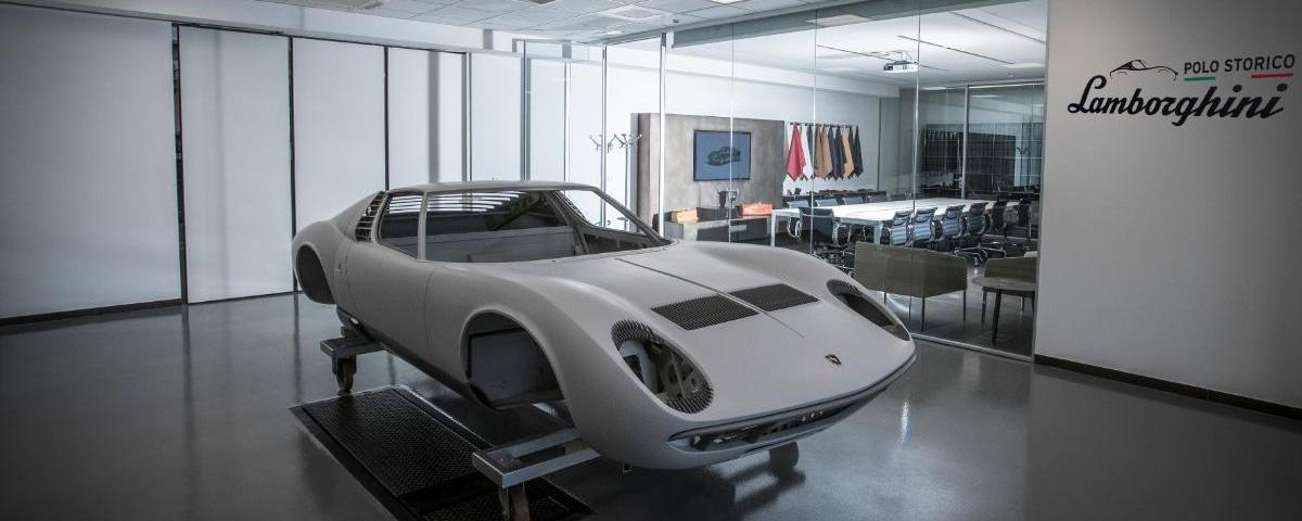 Inside Polo Storico Where Classic Lamborghinis Are Reborn Msporcars
