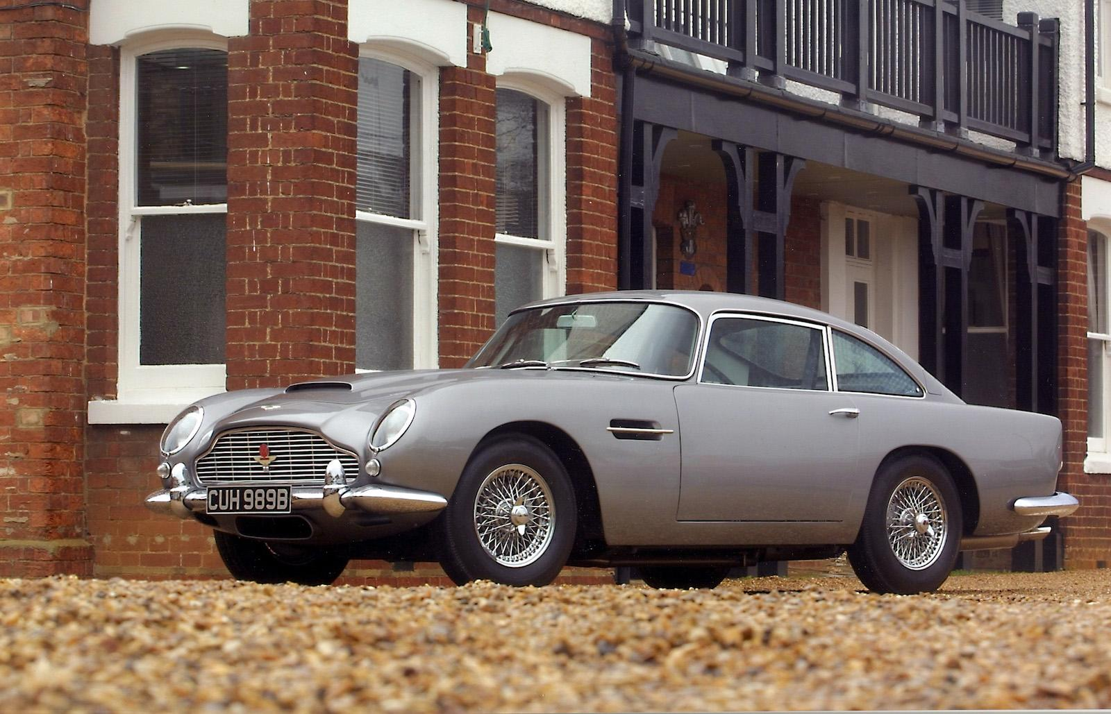 Annual Aston Martin sale moves away from Newport Pagnell