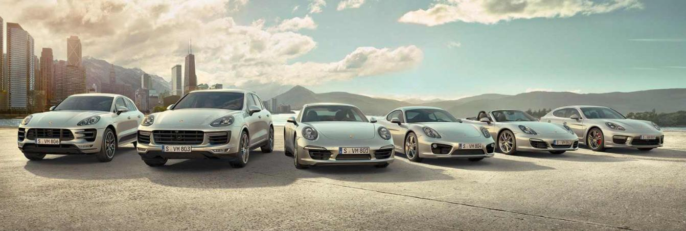 Porsche axe all diesel engines from current line-up