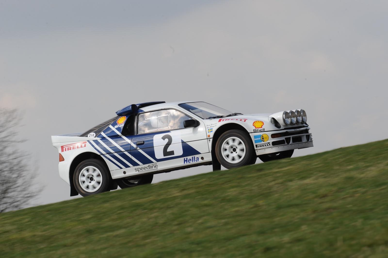 Group B, F1 and Battle of Britain to star at Donington