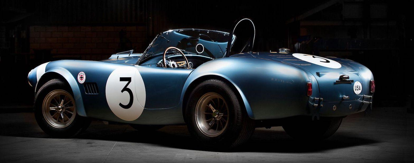 Shelby announces new Cobra and Daytona continuations