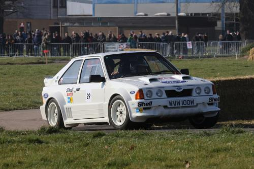 Restoring Ford's still-born Group B Escort