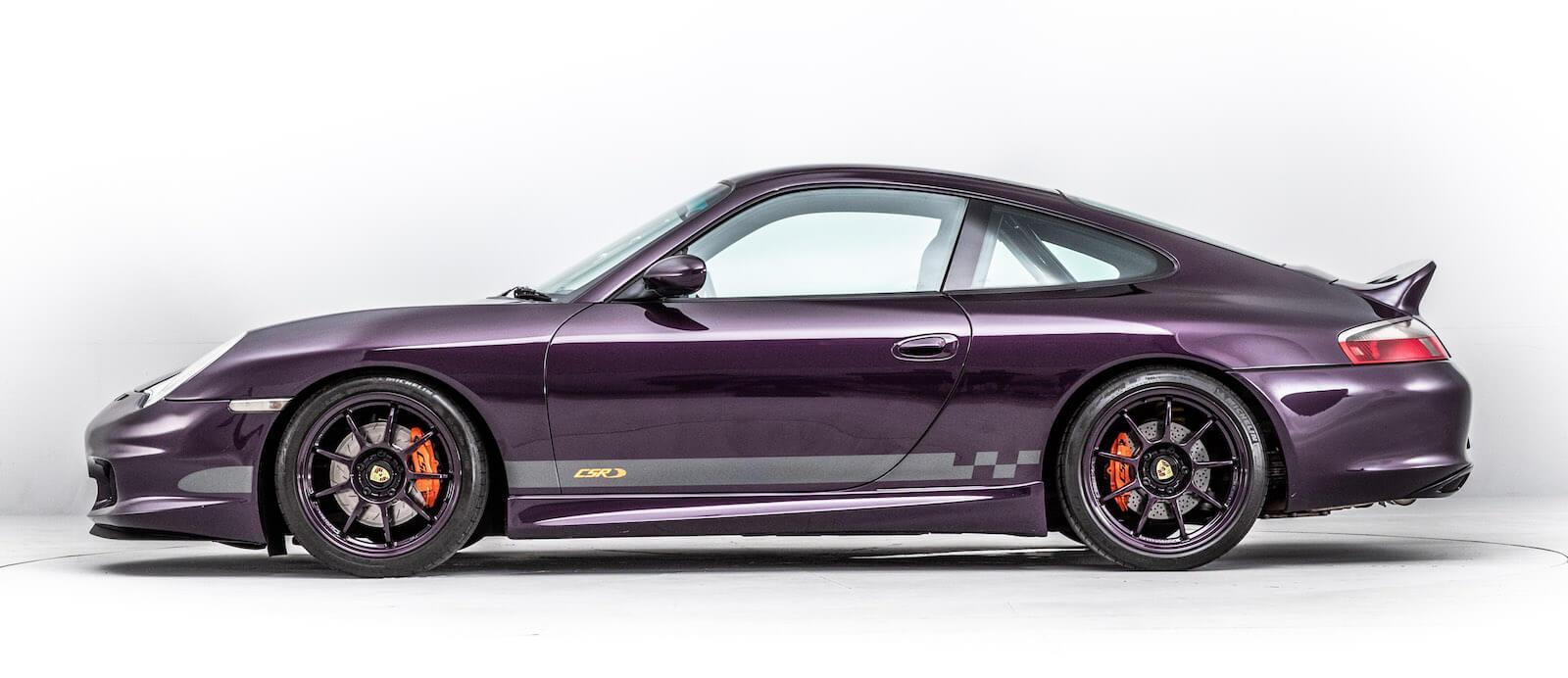911uk com - Porsche Forum : View topic - Latest 996 CSR Evo