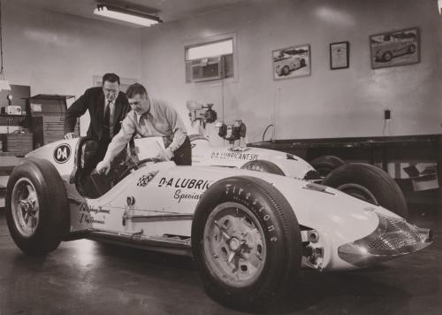 Hero: Frank Kurtis, much more than just an Indy legend...