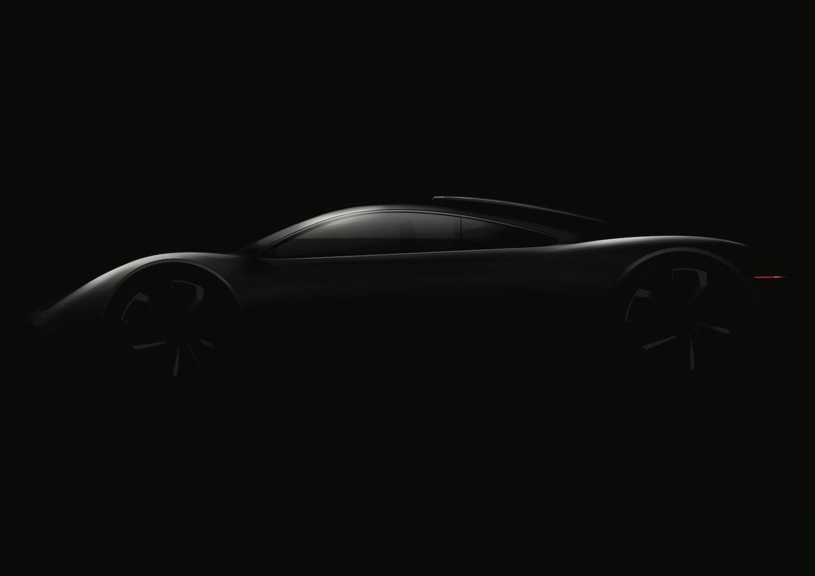 New supercar from Gordon Murray