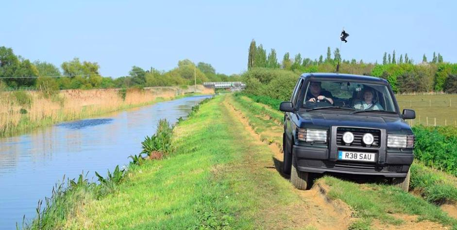 Why you want a Range Rover P38