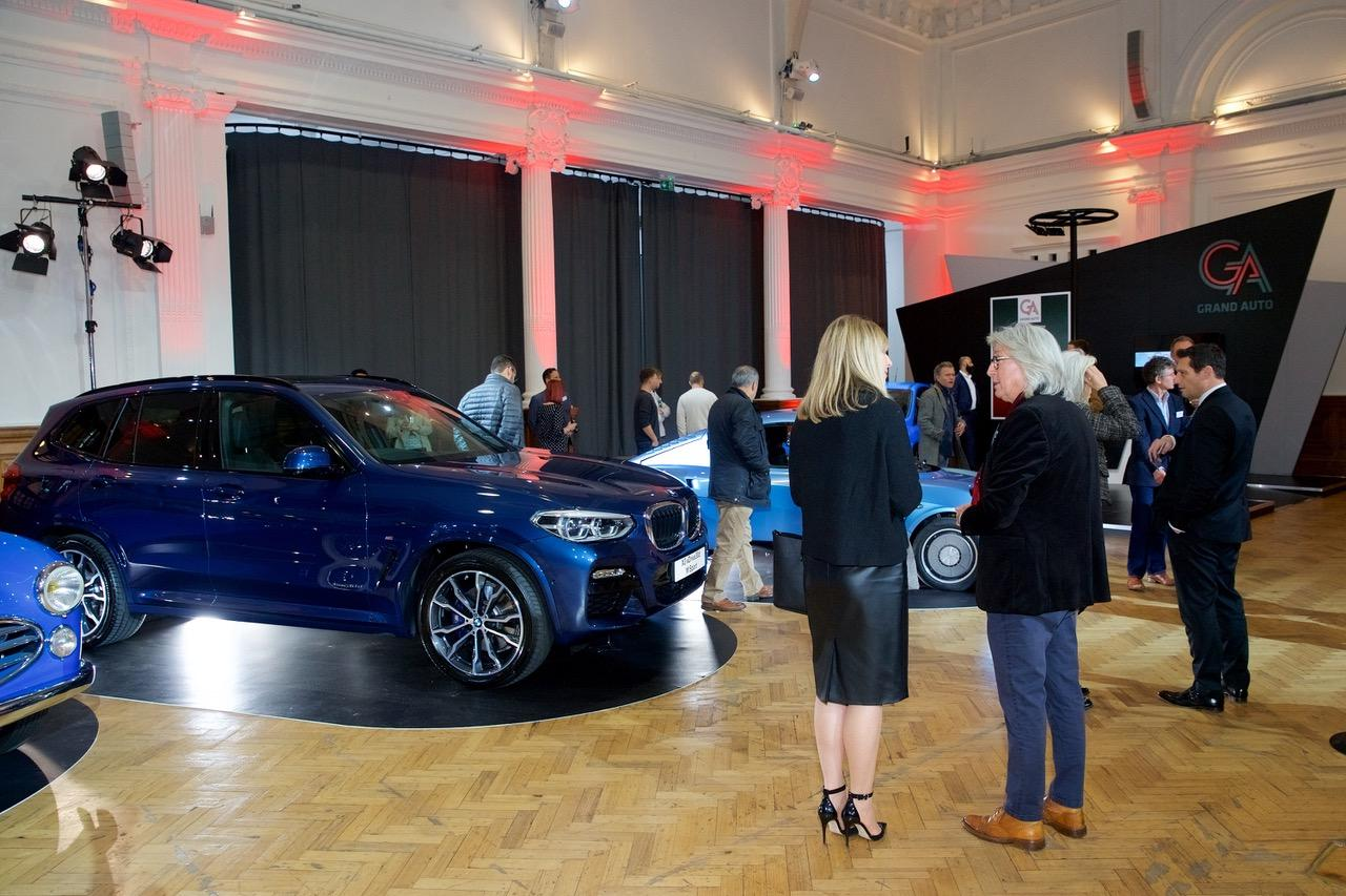 London car show returns to Olympia