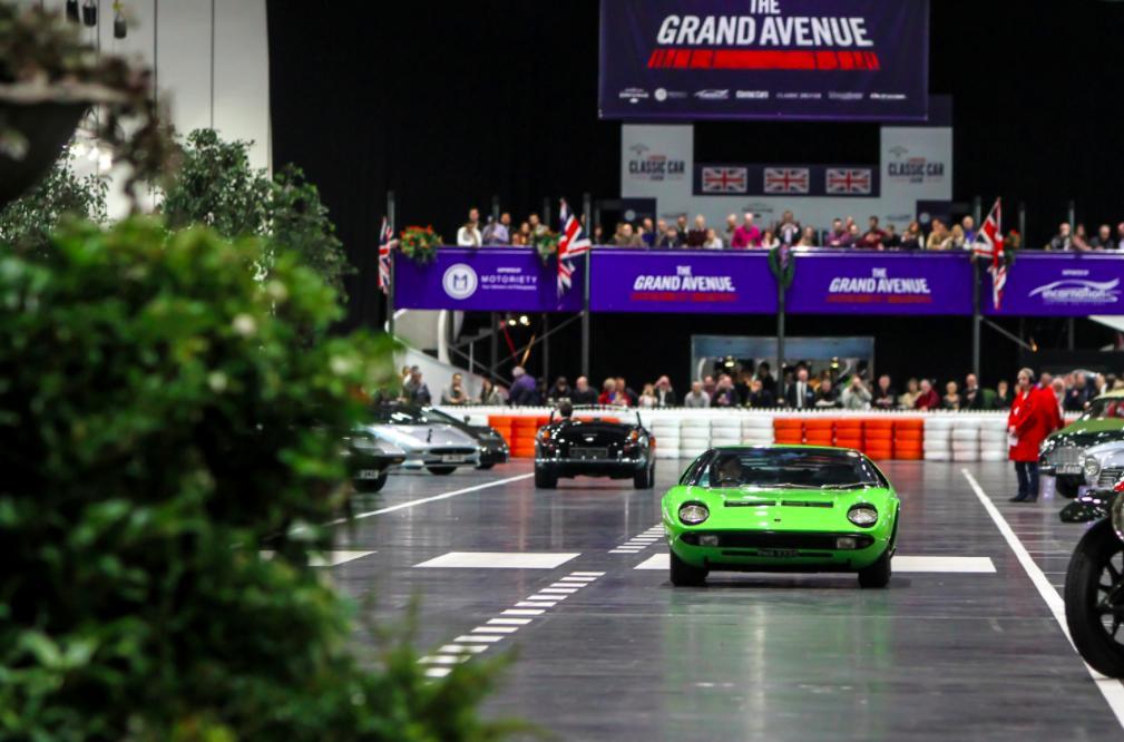 ERS announced as London Classic Car Show partner
