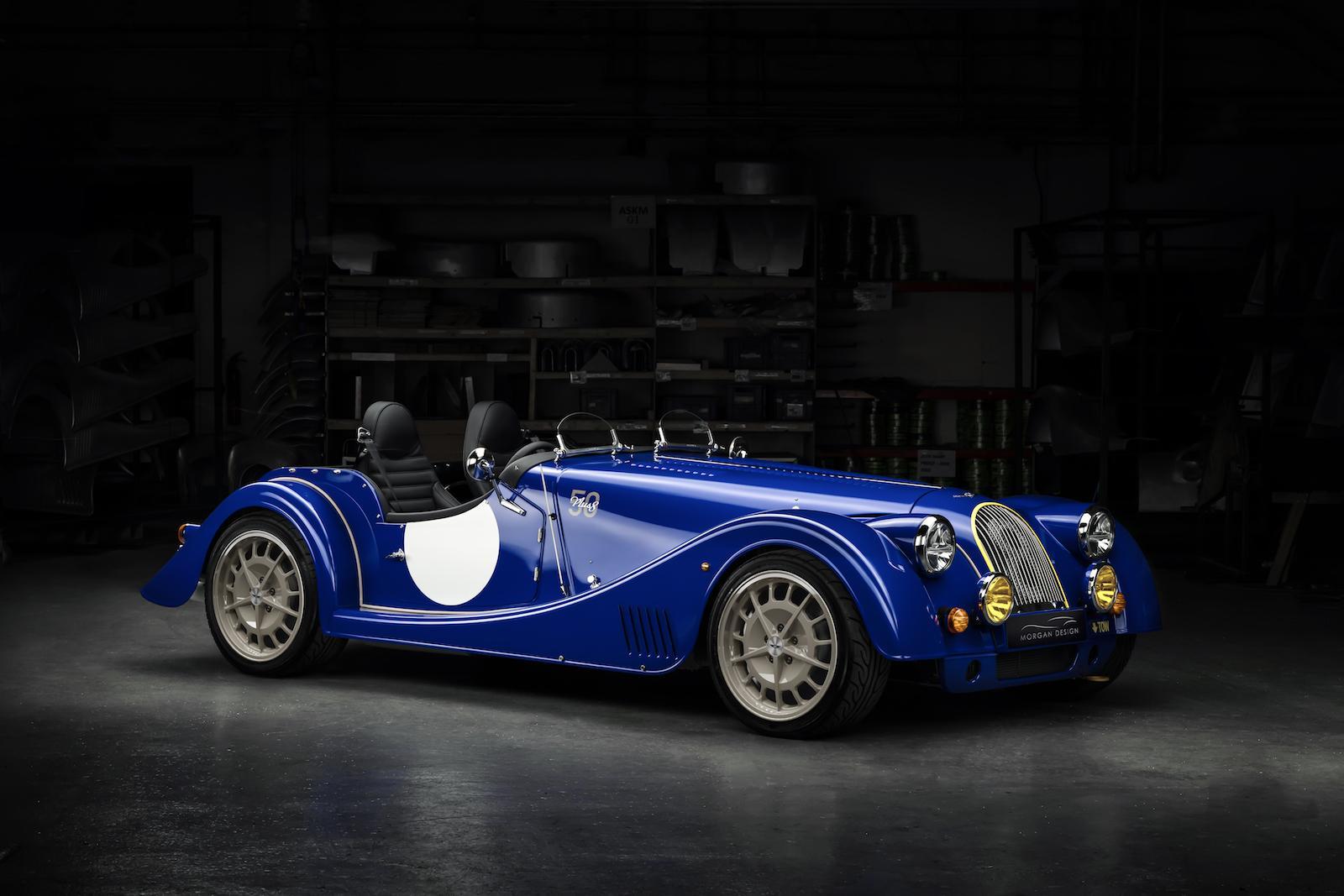 Morgan unveils two limited-run models at Geneva show