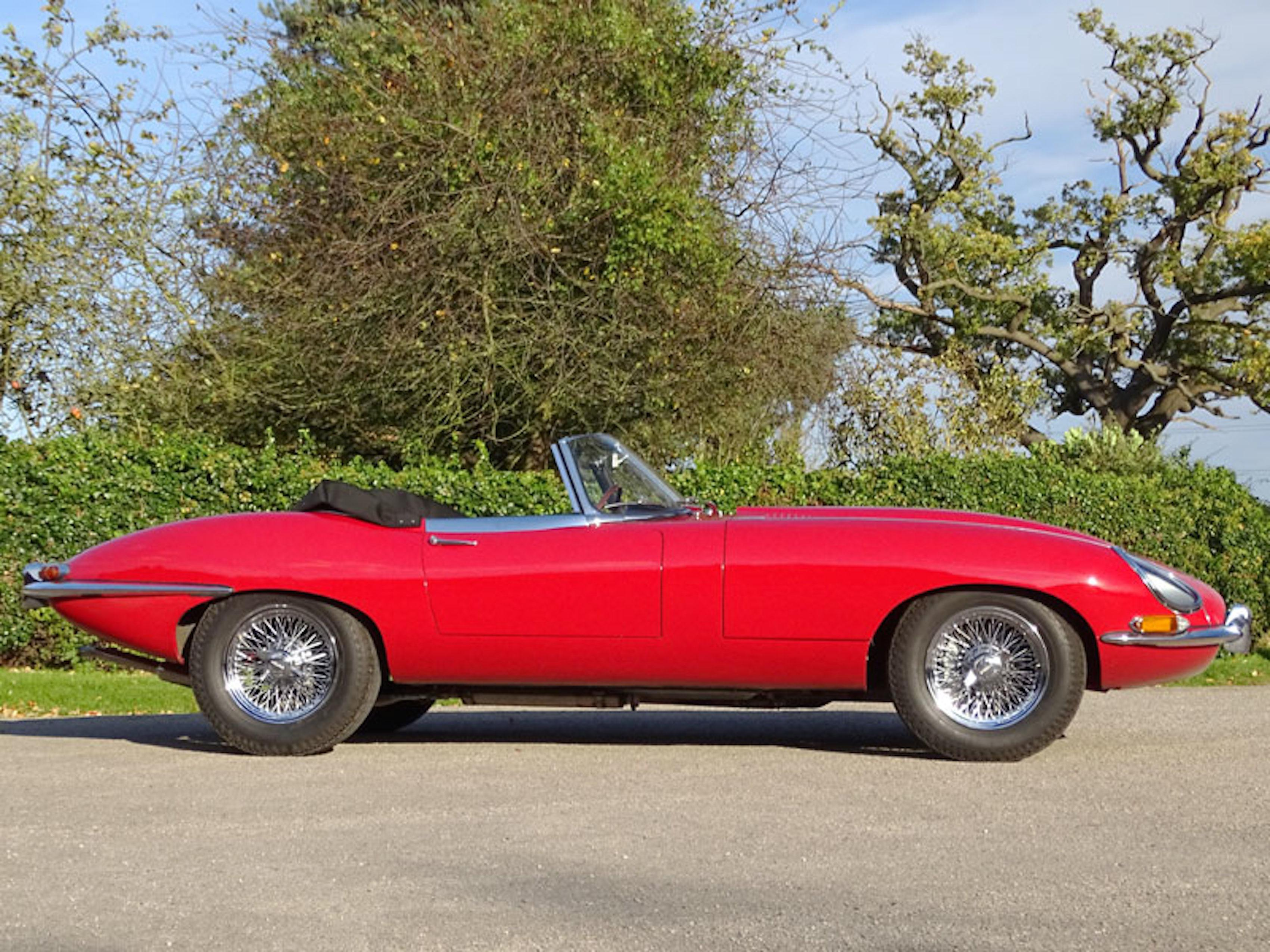 E-type with 'Get Carter' link sells for £155,250