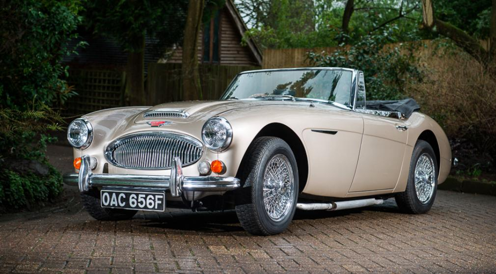 Austin-Healey 3000 Buying Guide