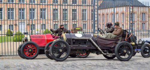 Montlhéry Revival in a 1913 Nazzaro