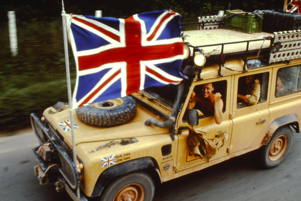 Famous Camel Trophy winners to appear at Land Rover Legends