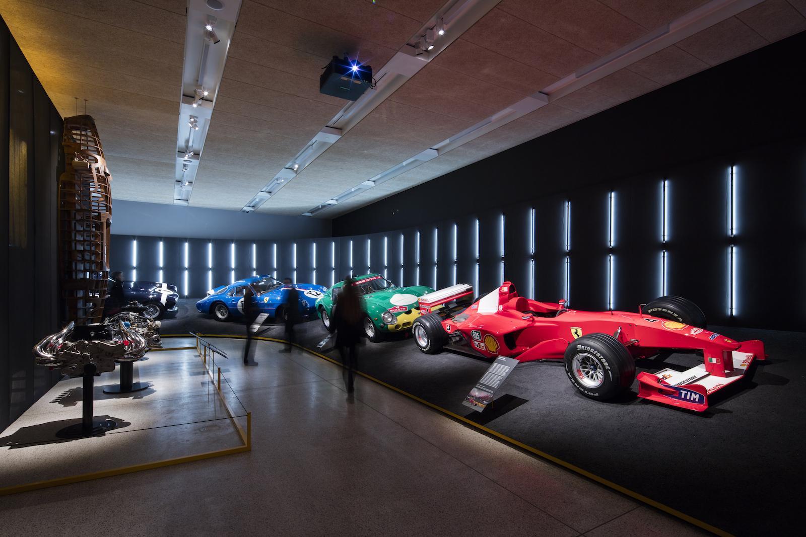 Ferrari at London's Design Museum