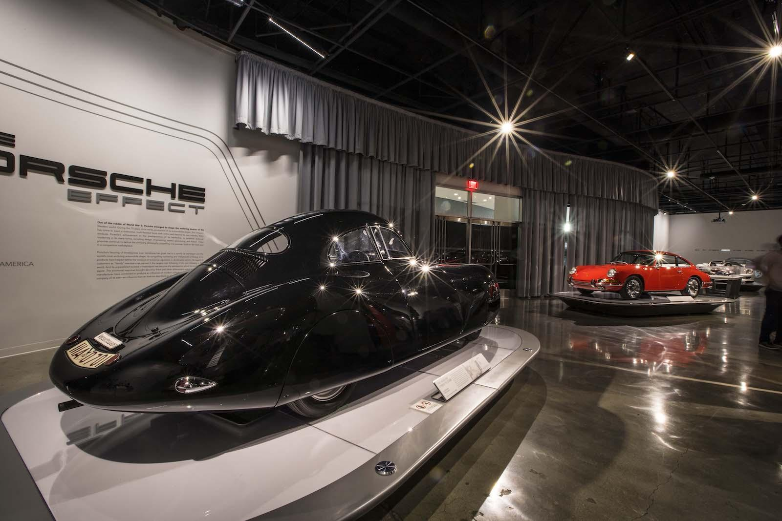 Is this the greatest collection of Porsches ever seen?