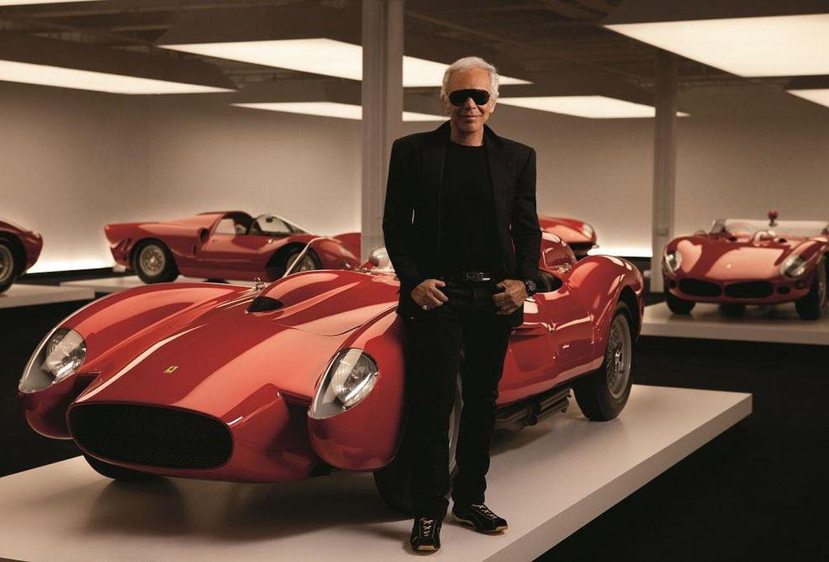 Top 10 celebrity classic car collections