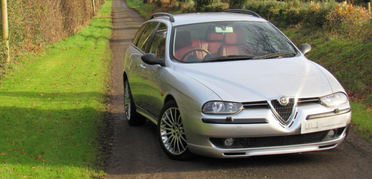 Classifieds Hero: Alfa Romeo 156 V6 Sportwagon