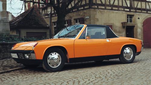 Porsche 914 Buying Guide