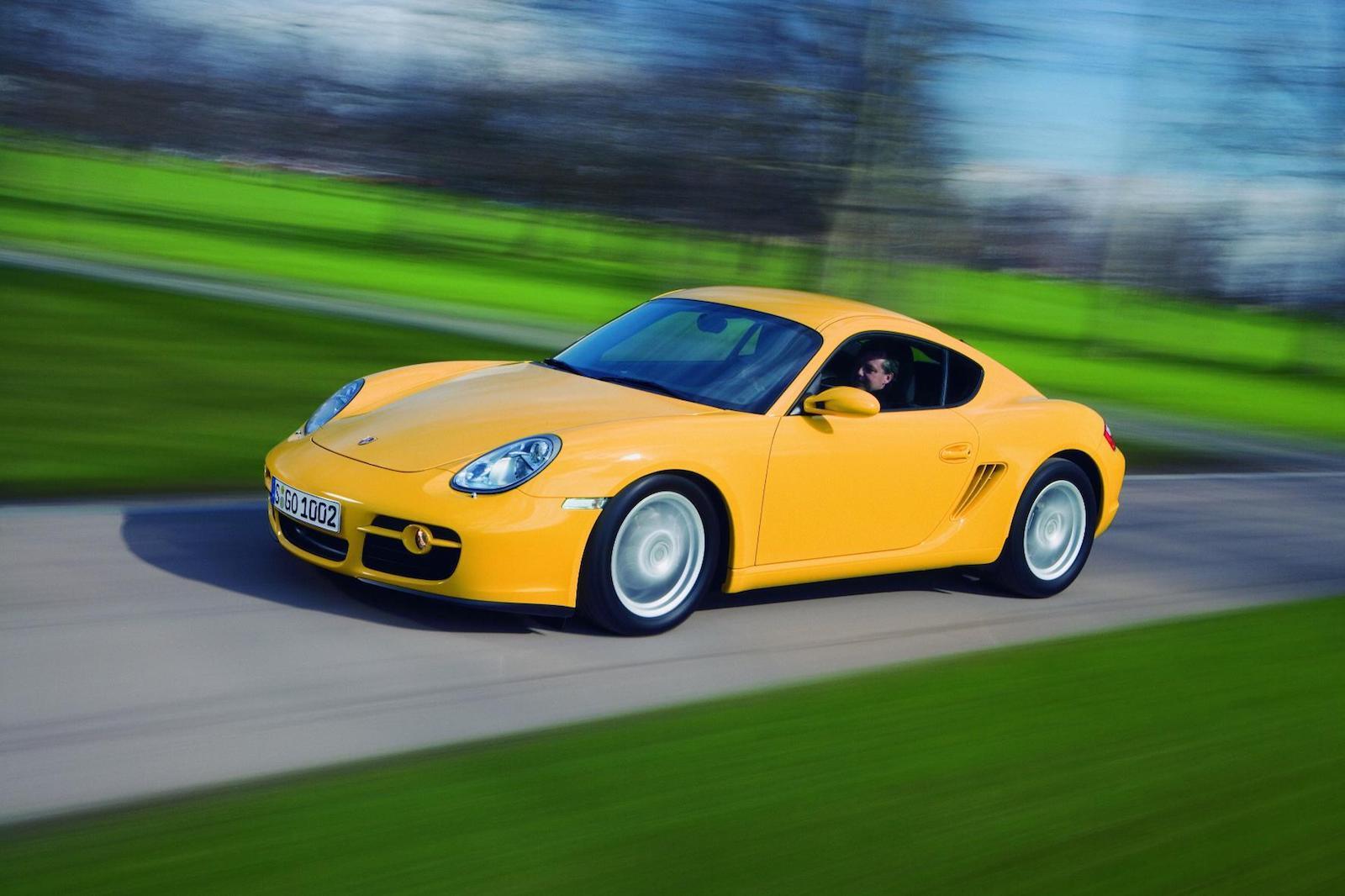 Porsche Cayman 987 Buying Guide