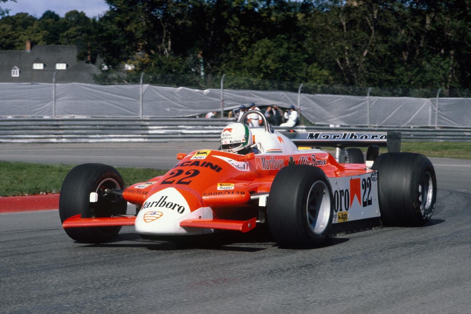 LAT Archive: Alfa Romeo returns to Formula 1