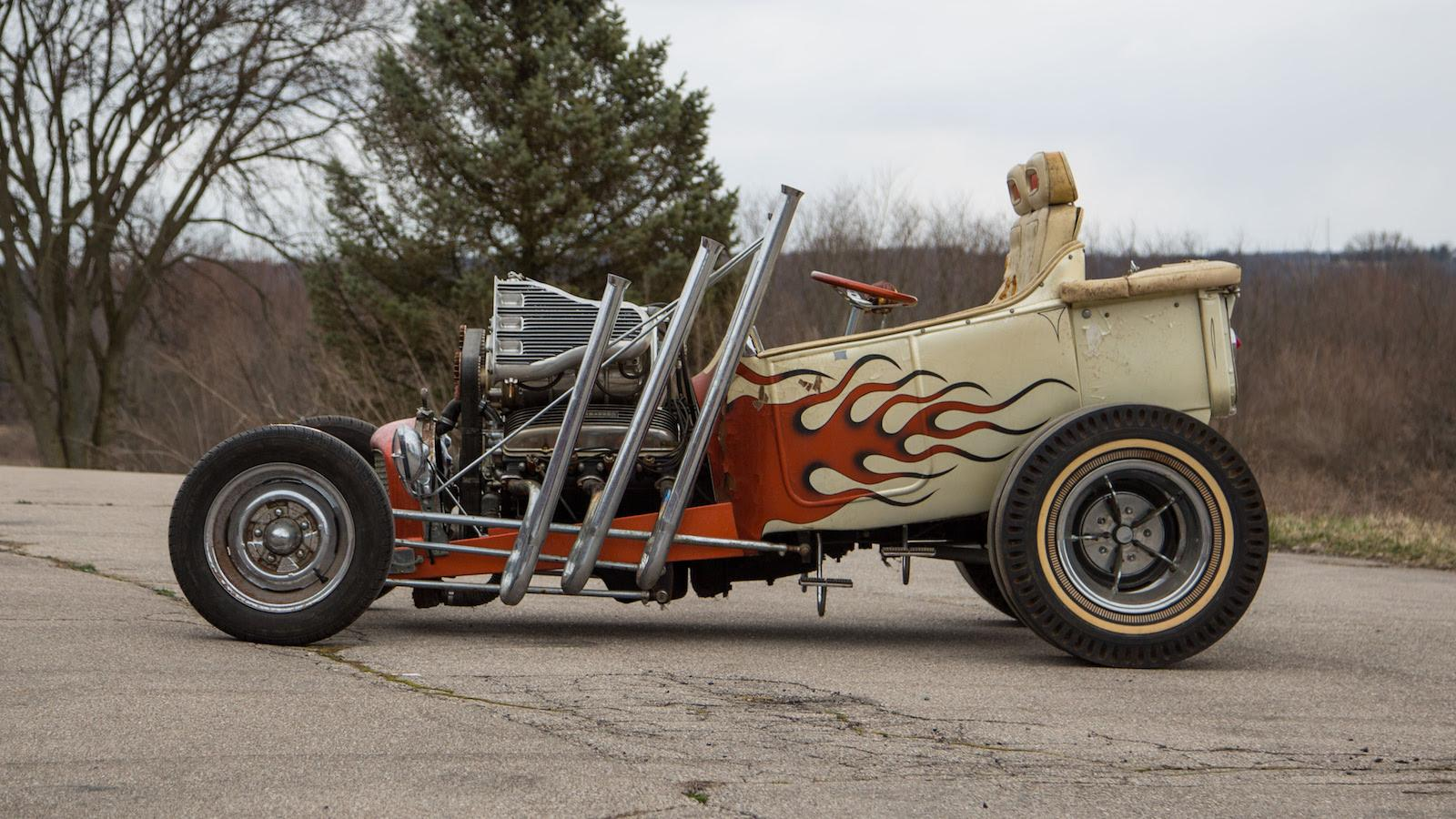 Jim Street\'s Kookie\'s Kar hot rod sells for $440,000! | Autoclassics.com