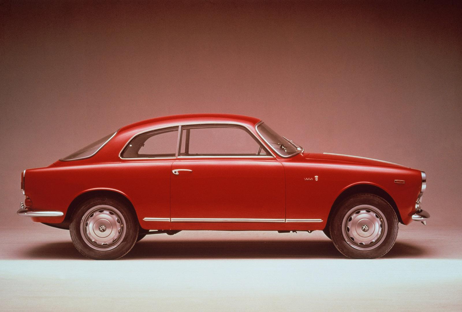 Alfa Giulietta 1954-65 Buying Guide