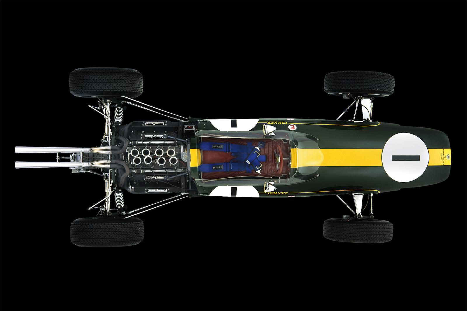 F1 Racing Retro: The Lotus 25 | Autoclassics.com