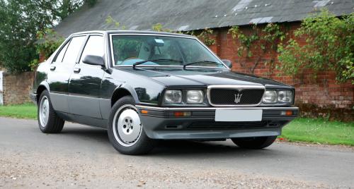 Maserati Biturbo Buying Guide