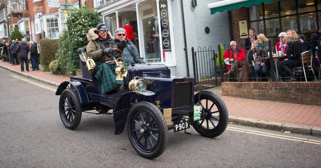 Veteran Car Run to raise funds for men\'s health charity ...