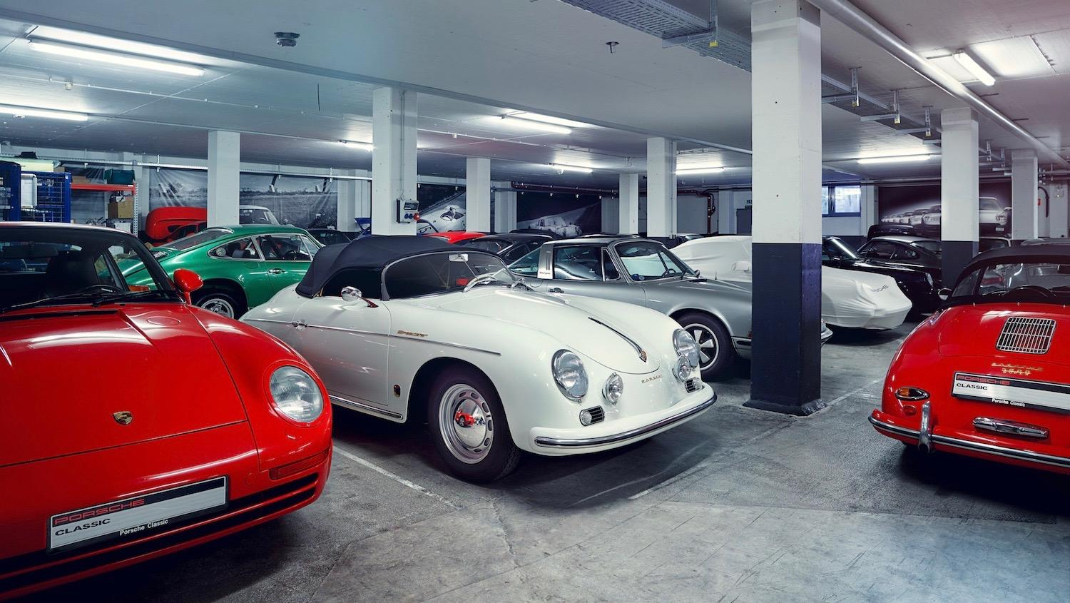 Porsche set to produce classic parts from 3D printing