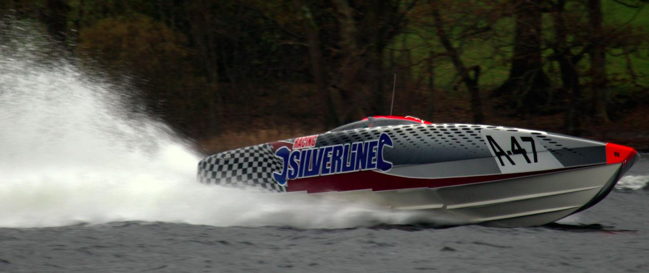 2017 Coniston Powerboat Records Week