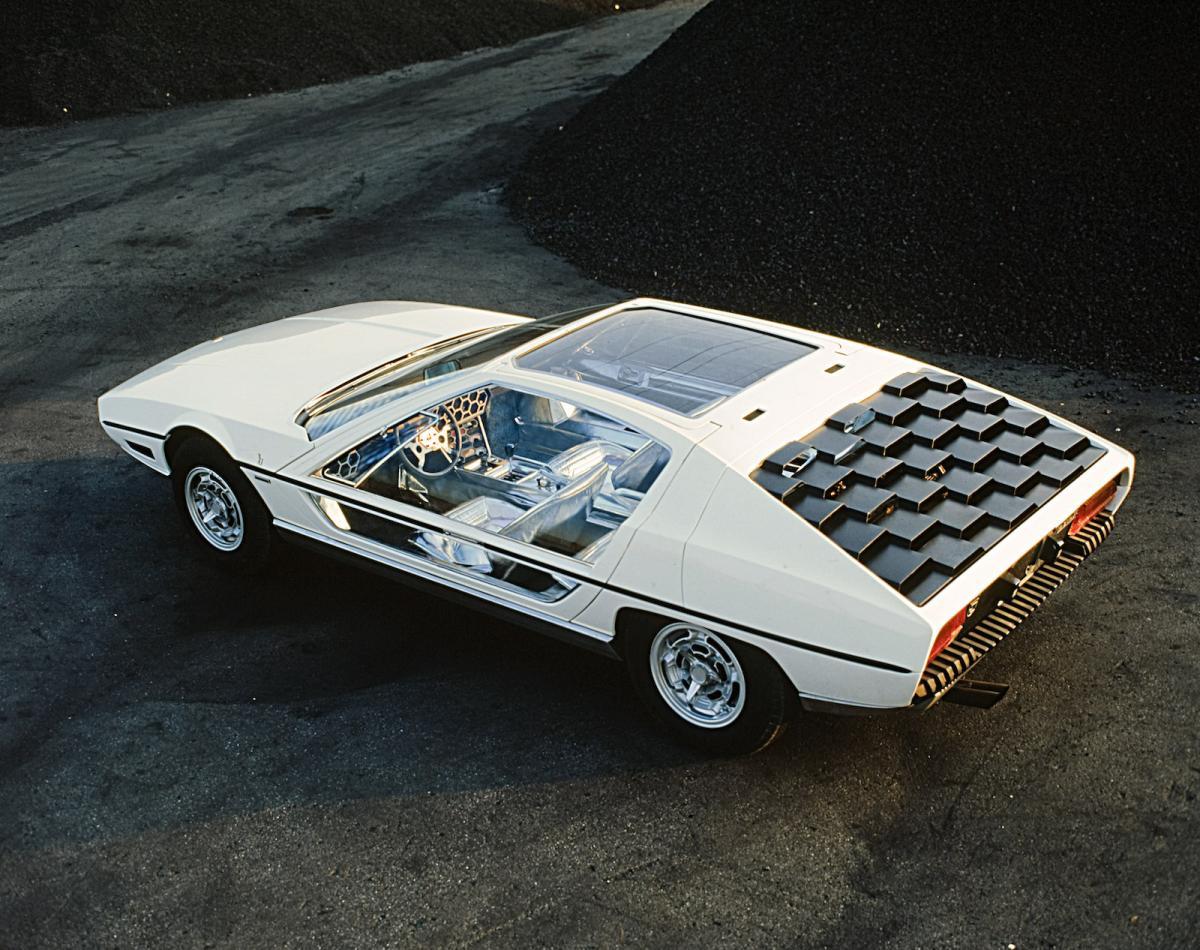 Top 10 Lamborghini Concept Cars Autoclassics Com