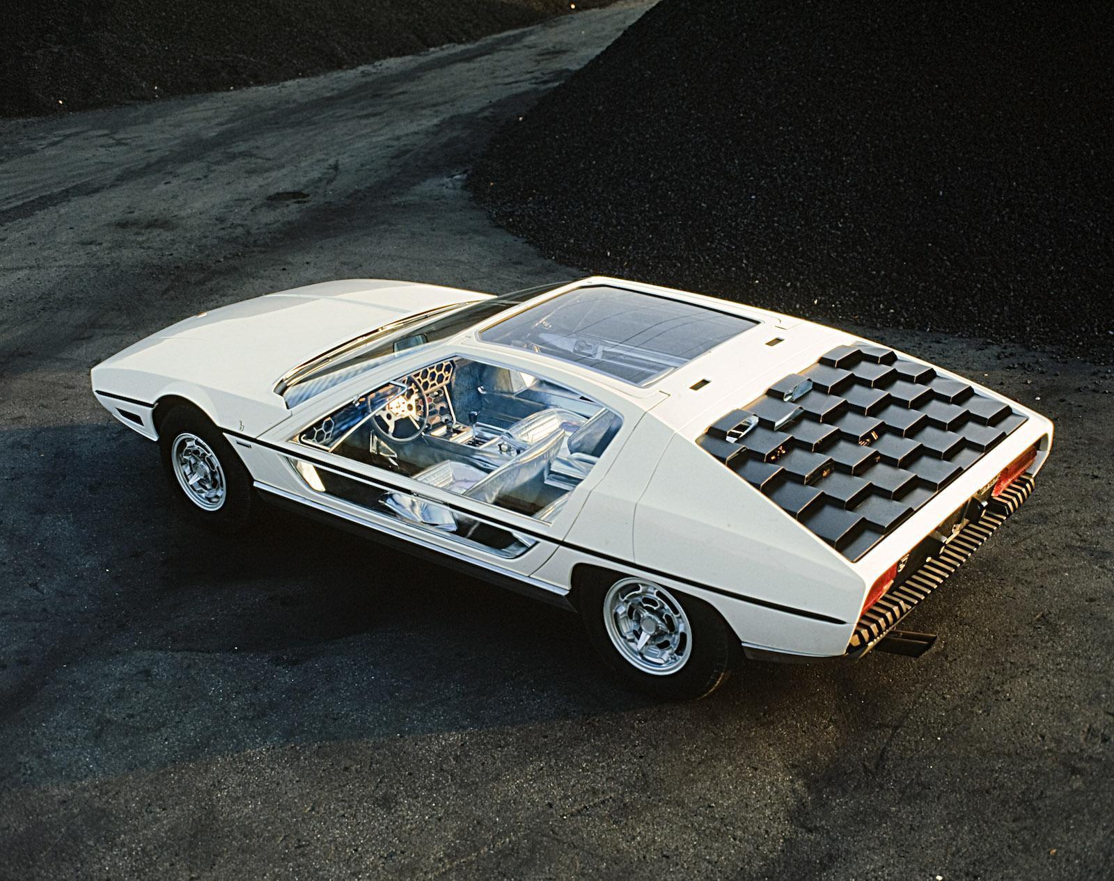 Top 10 Lamborghini Concept Cars