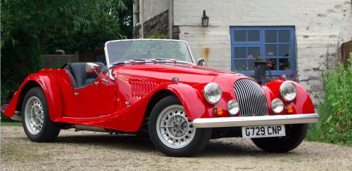 Morgan Car For Sale >> Classic Morgan Cars For Sale Autoclassics Com