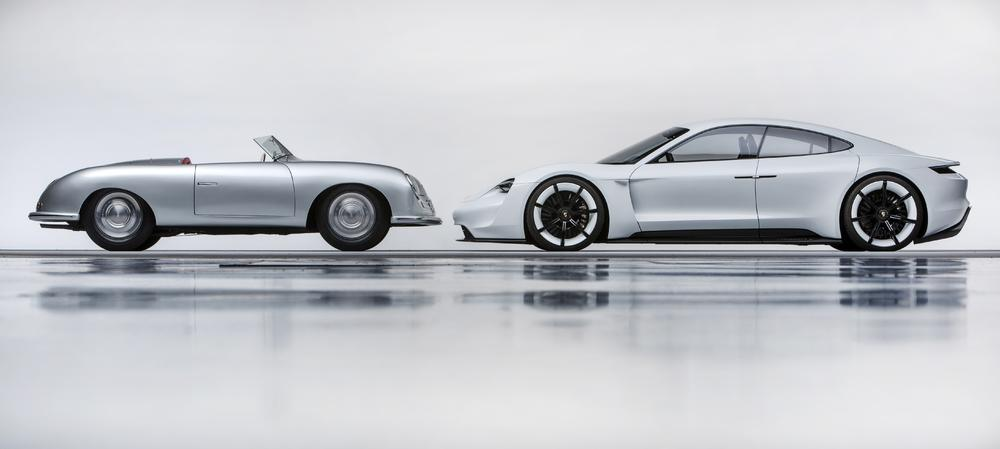 Porsche celebrate 70 years with special exhibitions