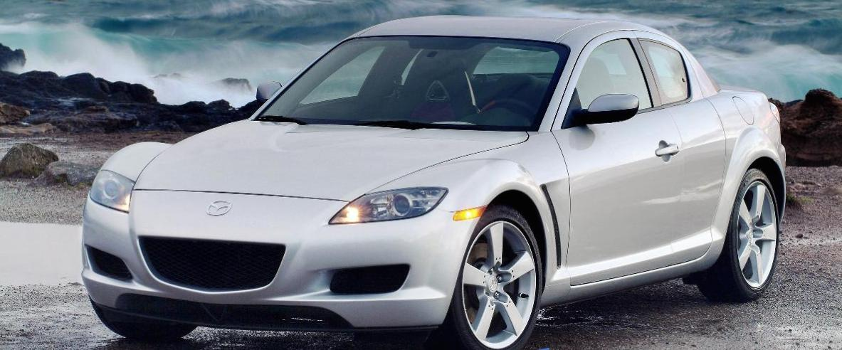 mazda rx8 2004 top speed