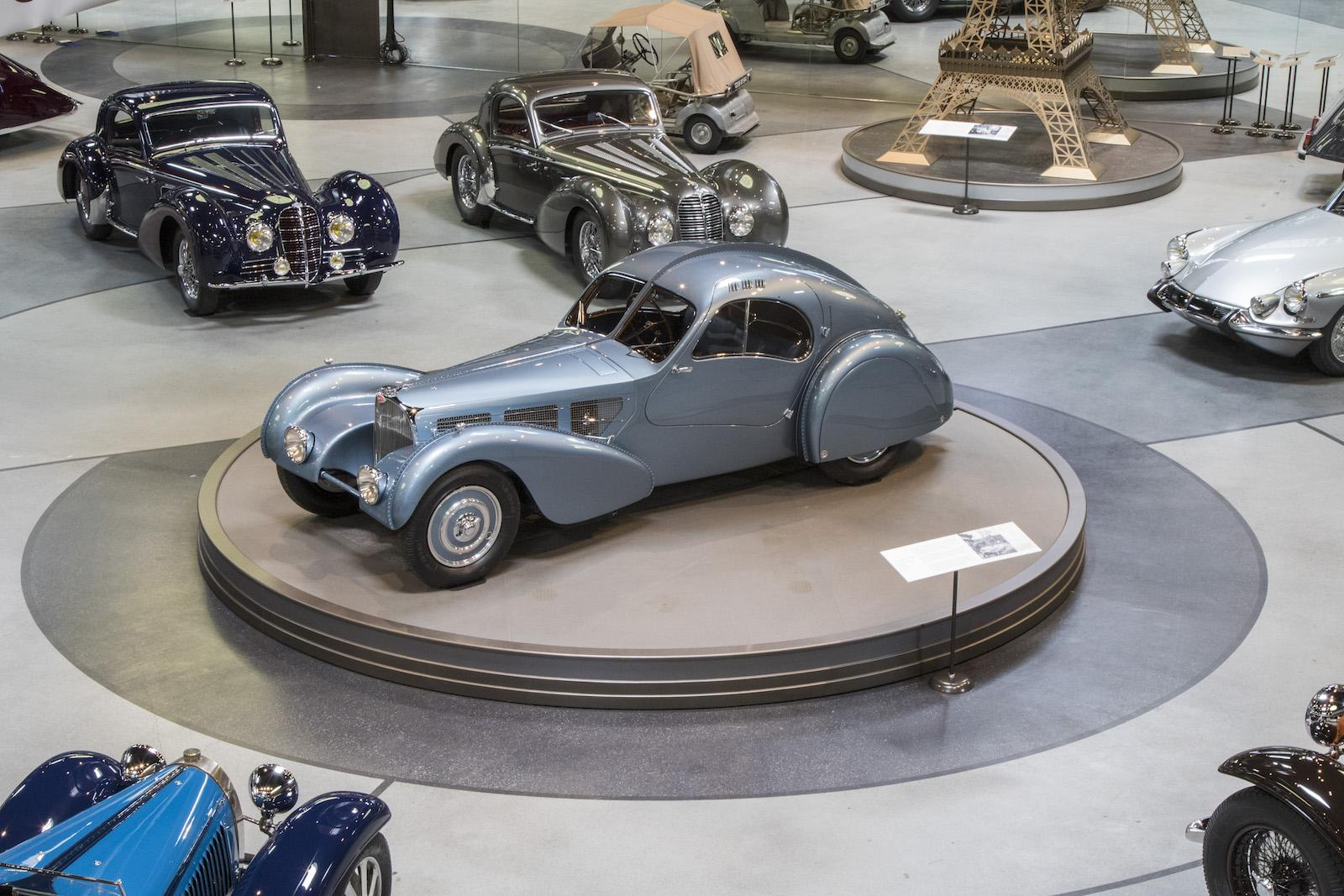 French coachbuilders exhibition headlines at Mullin museum