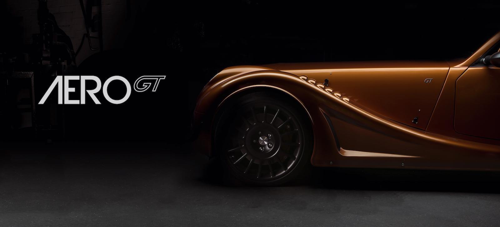 Morgan announces new 170mph Aero GT