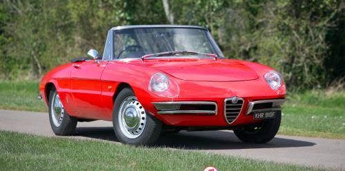 Alfa Romeo Spider Buying Guide